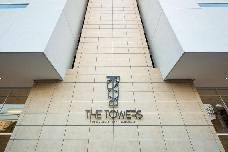 The Towers 50, Lindo Apartamento en San Francisco