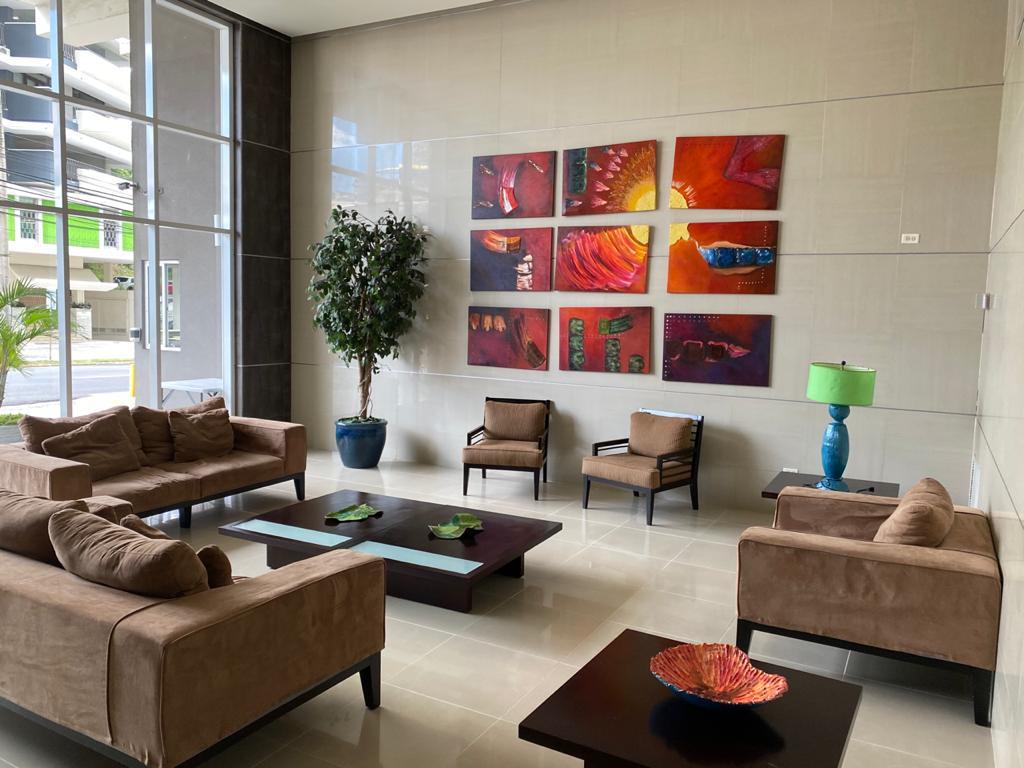 Blue Park Moderno Apartamento Línea Blanca en Alquiler