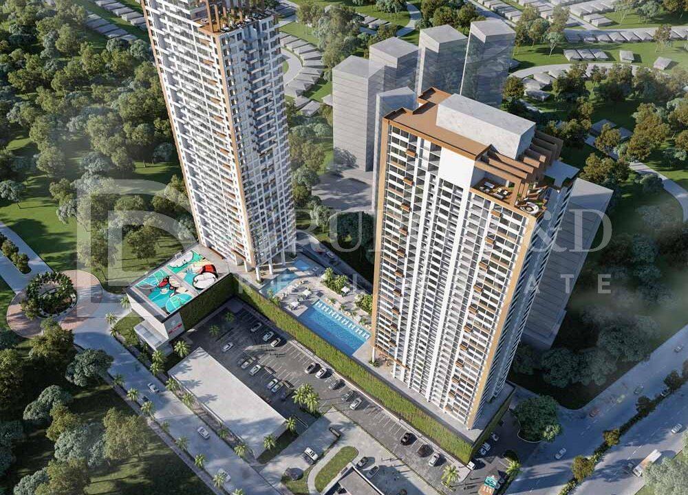 Greenwood Towers 1